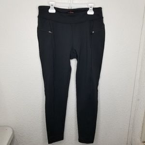 Talbots black pants size MP 12% Spandex